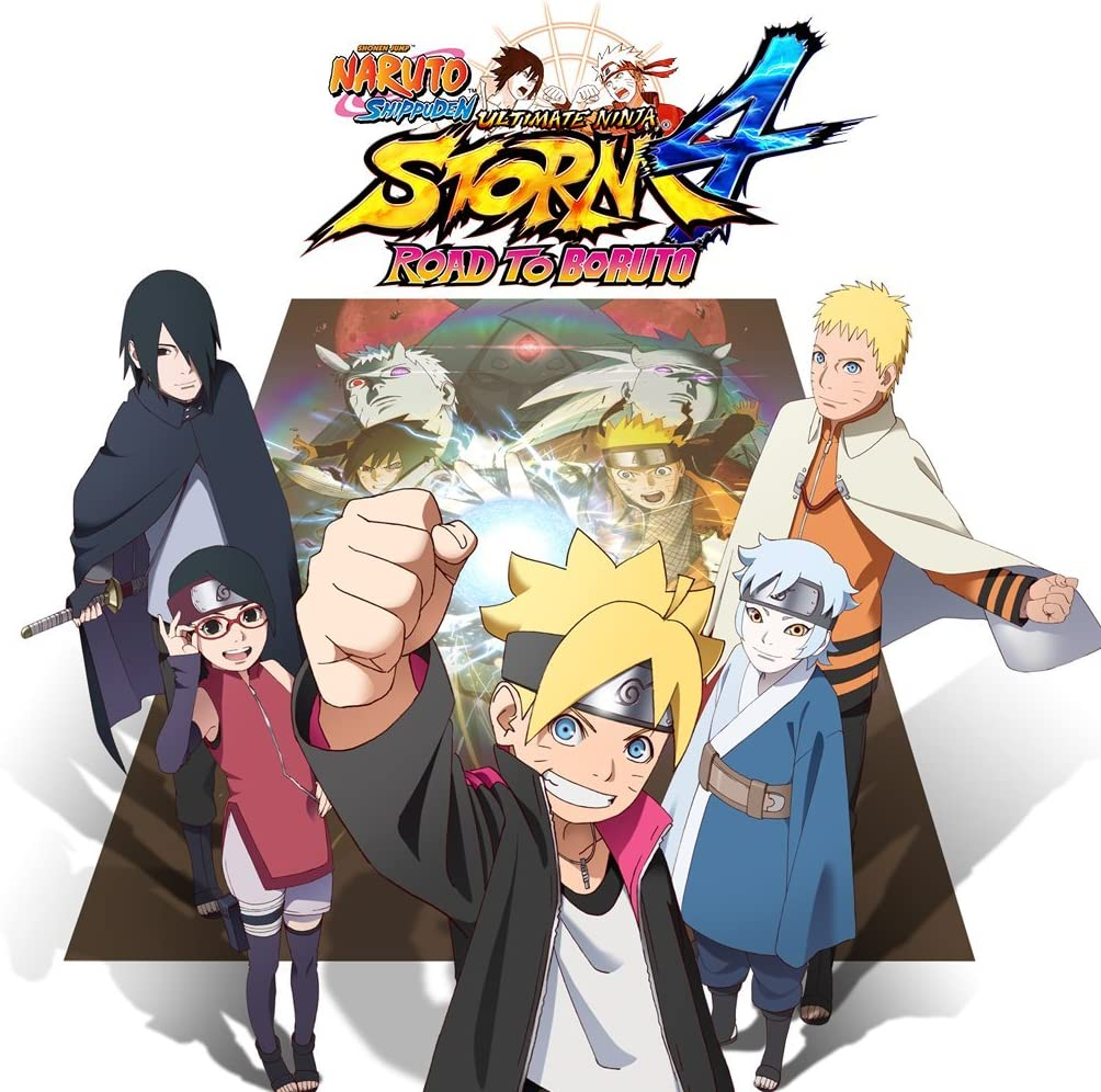 Amazon.com: Naruto Shippuden: Ultimate Ninja Storm 4 Road To ...