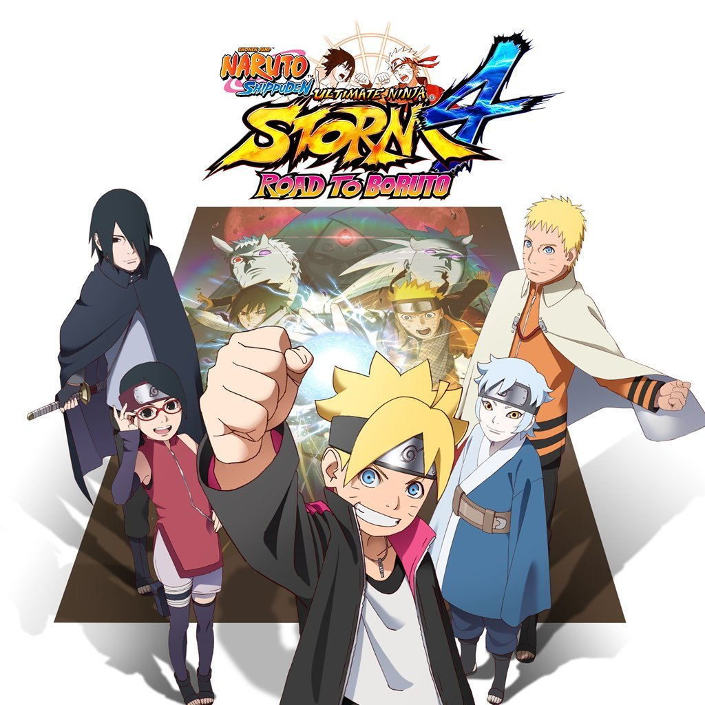 Amazon.com: Naruto Shippuden: UNS4 Road To Boruto - PS4 ...