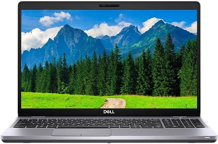 "Dell Latitude 5510 15.6"" Notebook - Full HD - 1920 x 1080 - Core i5 i5-10210U 10th Gen 1.6GHz Quad-core (4 Core) - 8GB RAM - 500GB HDD"