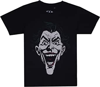 DC Comics Joker Lines Camiseta para Niños