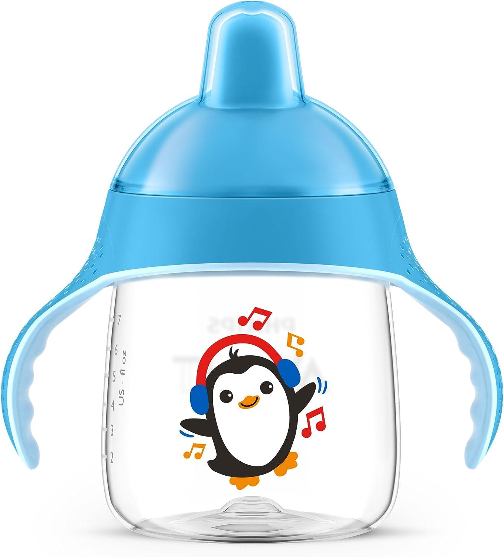 Tasse bec anti-fuites 340 ml Bleu Philips Avent