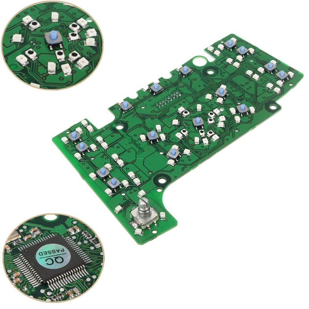 Multimedia Mmi Control Panel Circuit Board W Navigation Free Design Software W7r Tech For Audi A6 A6l Q7 Dossy Gps