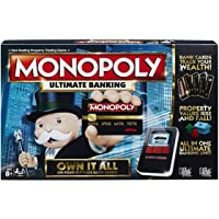 Sausiry Monopoly Ultimate Banking Board Game