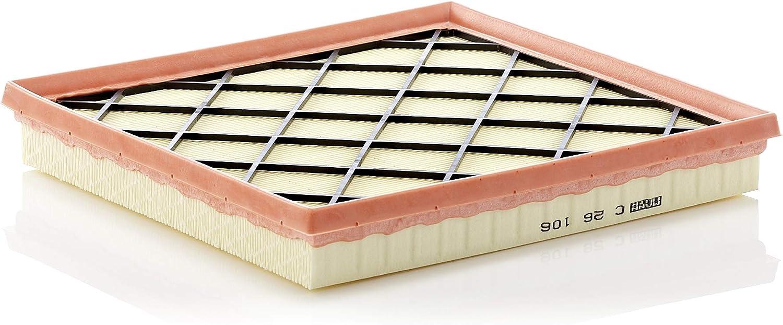 Original Mann Filter Luftfilter C 26 106 Für Pkw Auto