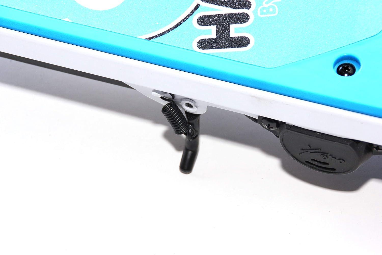 GoSkitz Hawk Trottinette /électrique Hybride Bleu Taille Unique