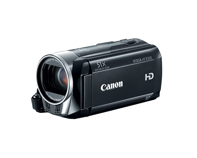 Review Canon Vixia HF R300