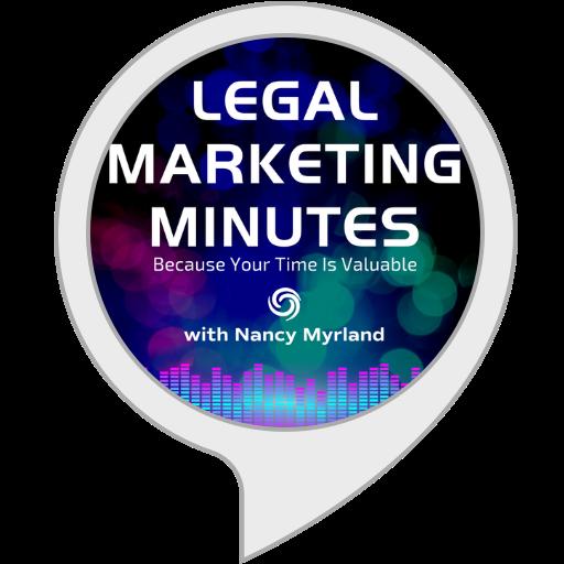 Legal Marketing Minutes