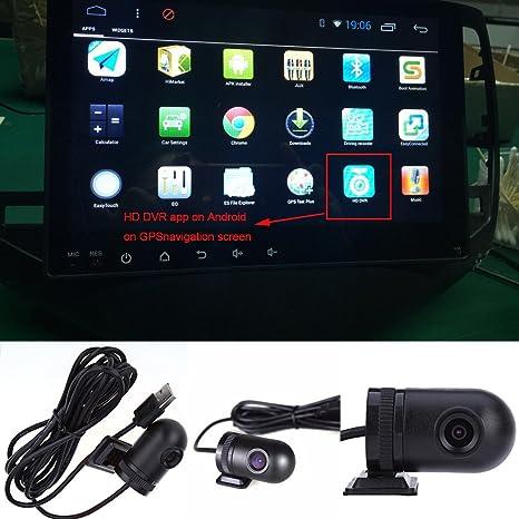Amazon com: USB Port DVR Camera for Android Car DVR Recorder Mini