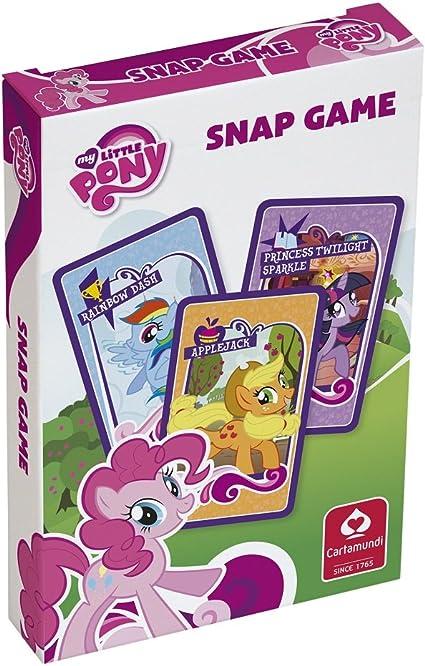 Shuffle 108303929 cartamundi my Little Pony – Juego de Cartas (: Amazon.es: Juguetes y juegos