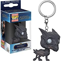 LAST LEVEL-Funko Keychain Harry Potter Llavero Pop Fantastic Beast 2: THESTRAL, Multicolor 1