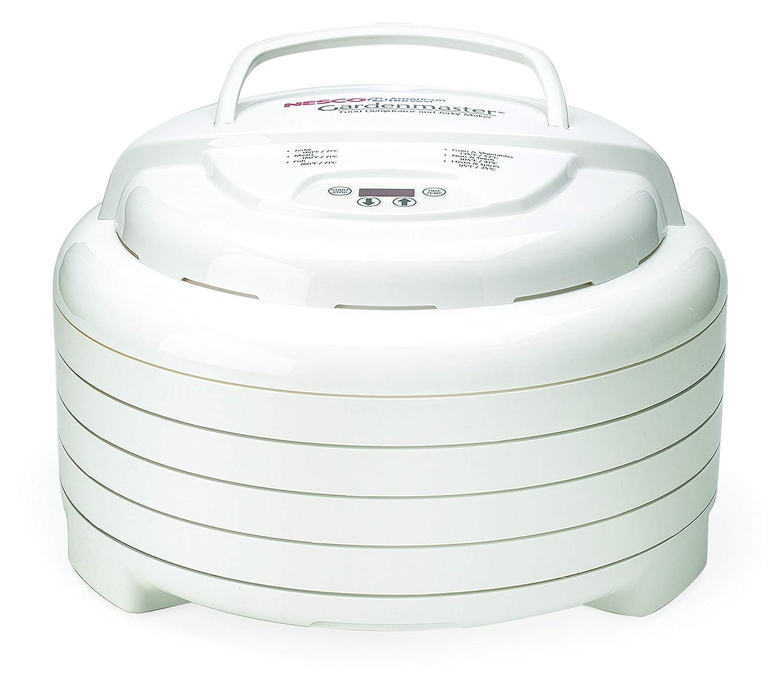 Nesco FD-1040 secador de fruta - Deshidratador de fruta: Amazon.es: Hogar