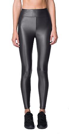 8db5e5c102933b Amazon.com: KORAL Women's Lustrous High Rise Legging: Clothing