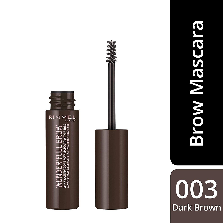Rimmel Wonderfull 24h Brow 003 Dark Brown 5 ml: Amazon.de: Beauty