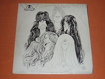 Aerosmith Draw The Line Record Album Vinyl Amazon Com Music