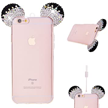iphone 6 coque oreille