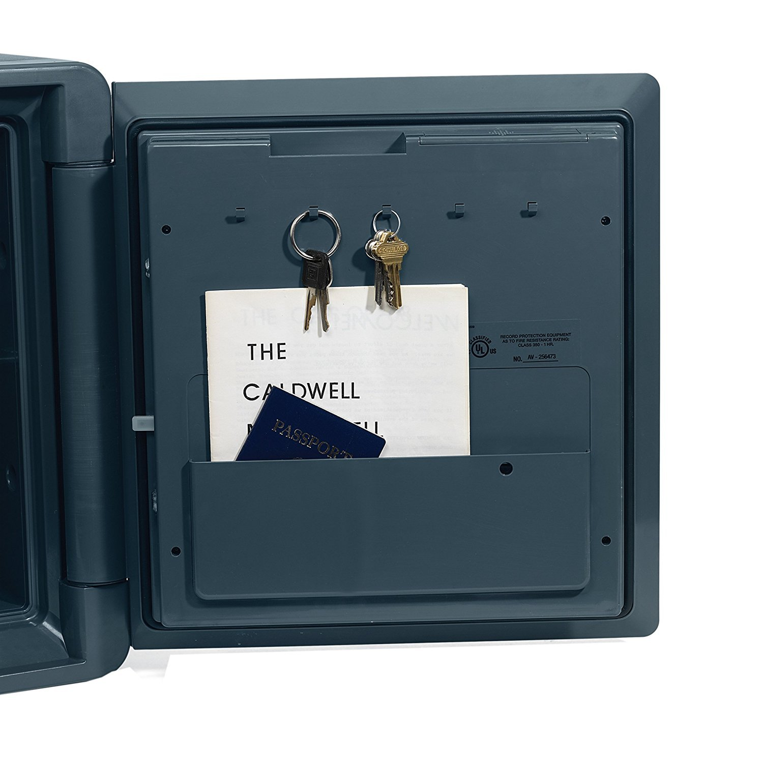 First Alert 2092DF Waterproof and Fire-Resistant Digital Safe, 1.31 Cubic Feet by First Alert (Image #4)