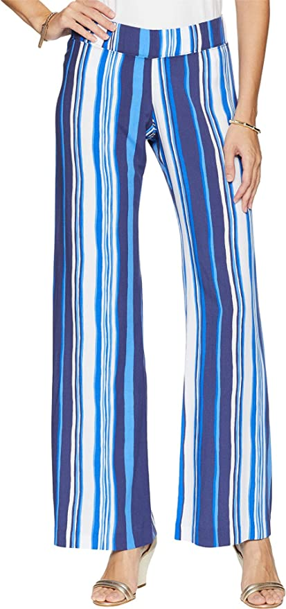 016afcff53544e Lilly Pulitzer Women's Bal Harbour Palazzo Pant at Amazon Women's Clothing  store: