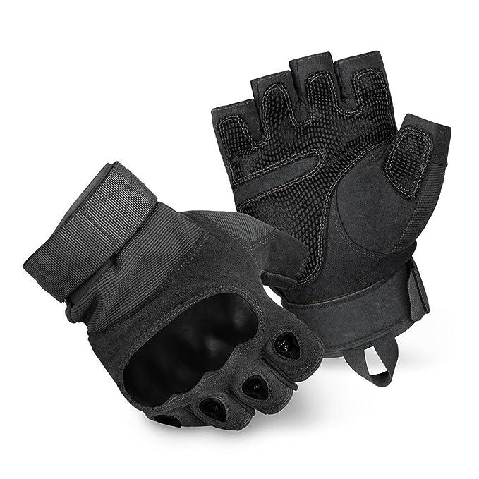 1 opinioni per Tactical Finger paint ball semi guanti con protezione caviglia e sistema di