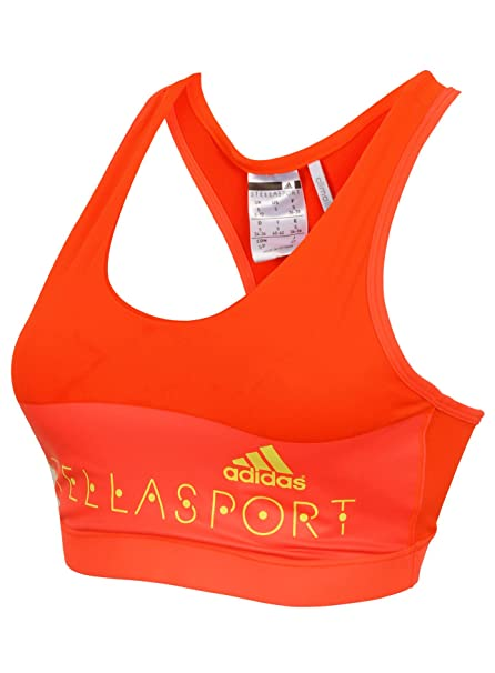 0fc0584e2f Amazon.com  adidas Performance Women s Stellasport Sports Bra - L ...