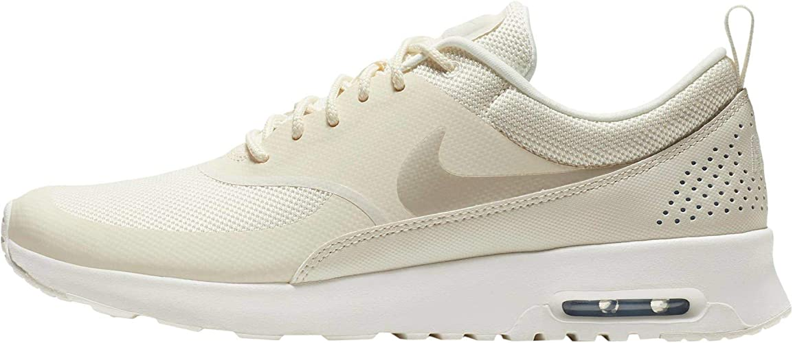 compensar Inmundo Mitones  Nike Women's WMNS Air Max Thea Low-Top Sneakers, Beige (Pale  Ivory/Sail-Aluminum 112), 4 UK: Amazon.co.uk: Shoes & Bags