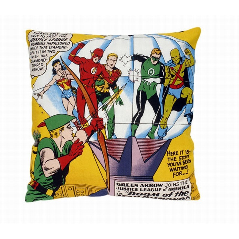 DC Comics - Justice League Wonder Woman Flash Arrow Comic ...