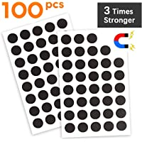 Dry Erase  Magnetic Strip 1 Inchx3.3 Feet Labels Stickers Writable Blue
