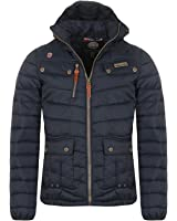 Giacca da uomo trapuntato giacca invernale giacca Geographical Norway