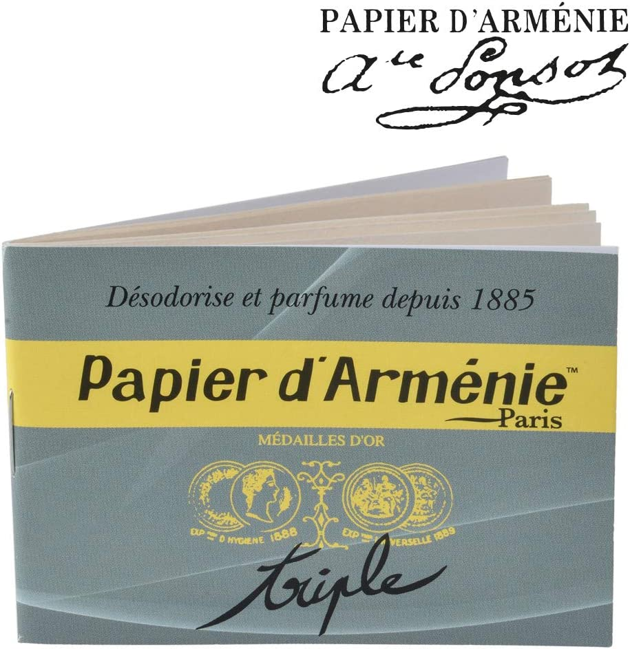 Papier d'Armenie - Triple