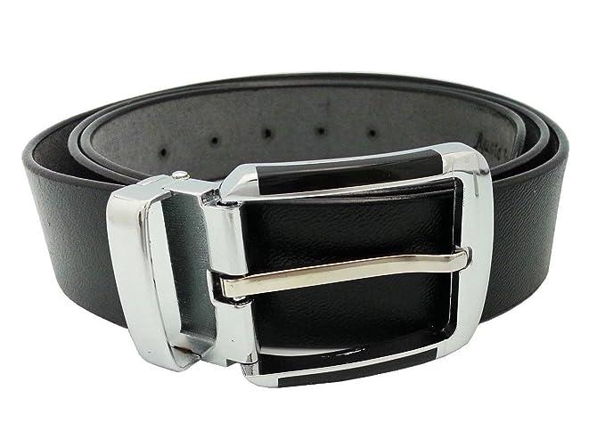 Para hombre para mujer funda de piel 3,18 cm (33 cm de altura) cinturón de piel auténtica de alta calidad diseño elegante diseño de…