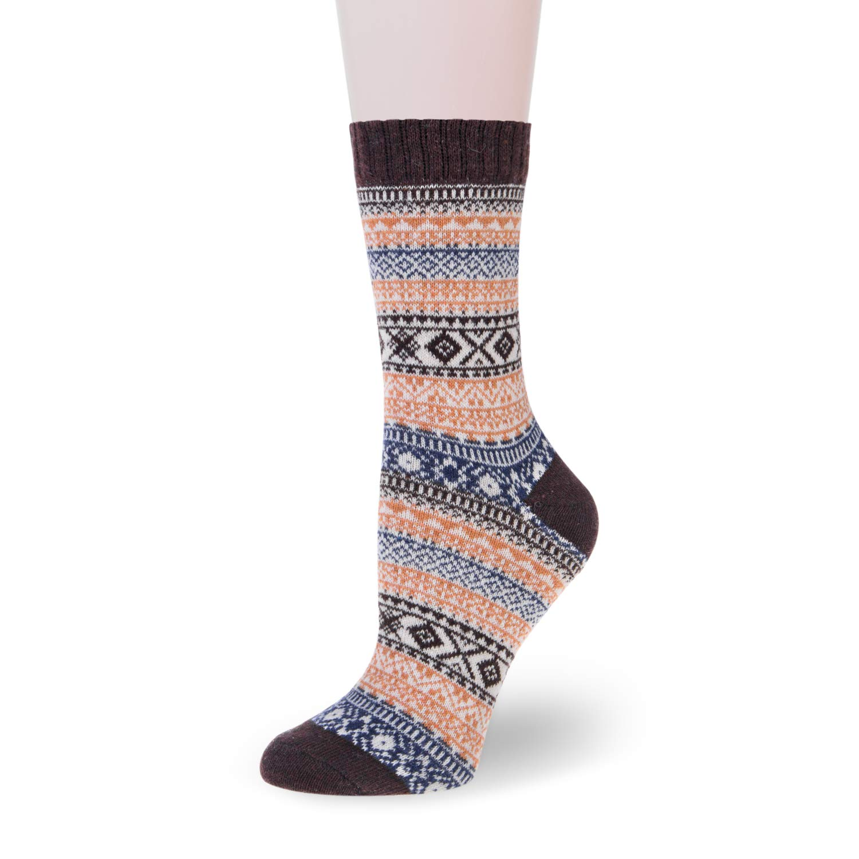 Justay 5 Paar Merino Socken Damen Wollsocken atmungsaktive Funktionssocken f/ür alle Aktivit/äten Damen 36-42 MEHRWEG Wandersocken Warme Dicke Kuschelsocken Thermosocken