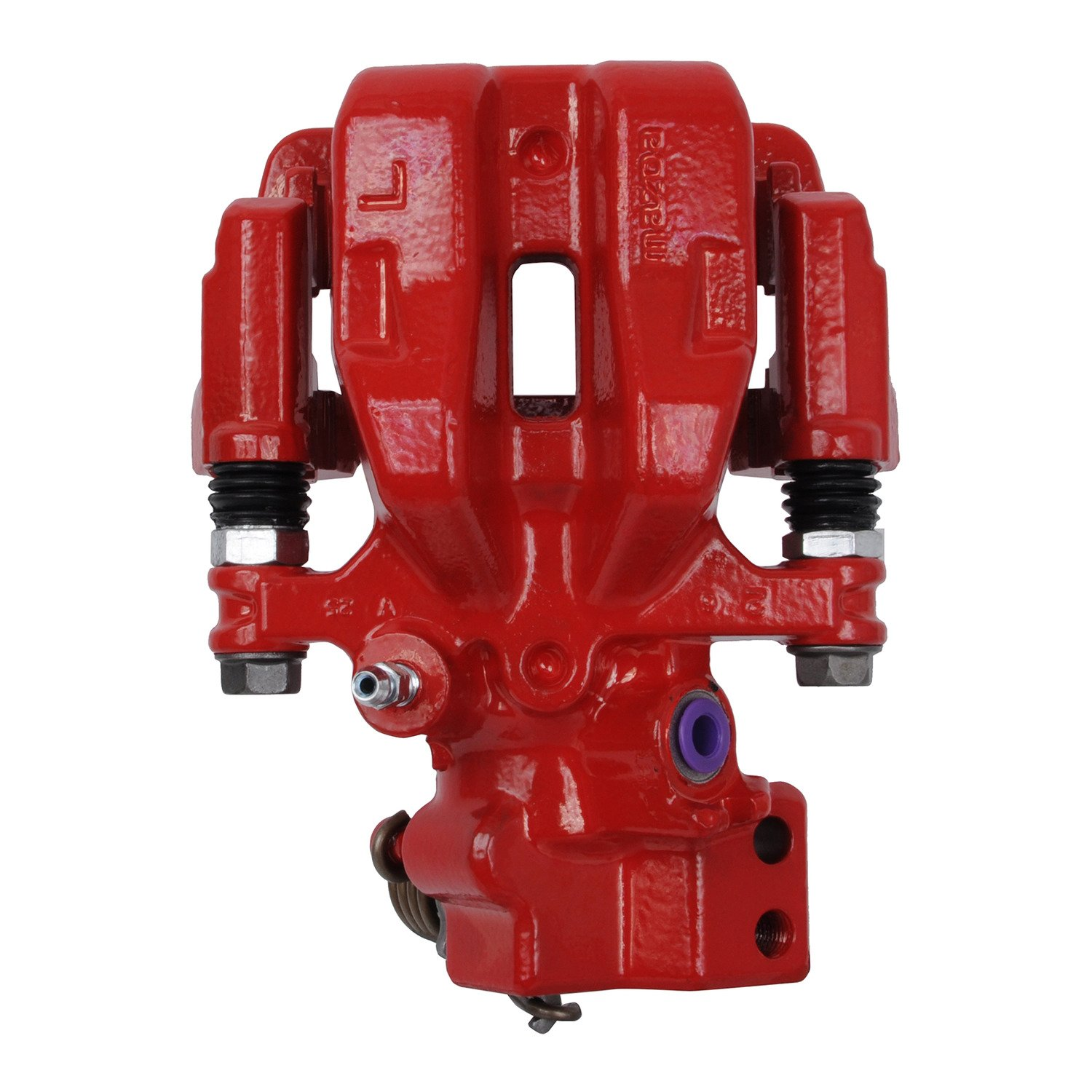 A1 Cardone 19-3322XR Remanufactured Unloaded Caliper with Color Coating