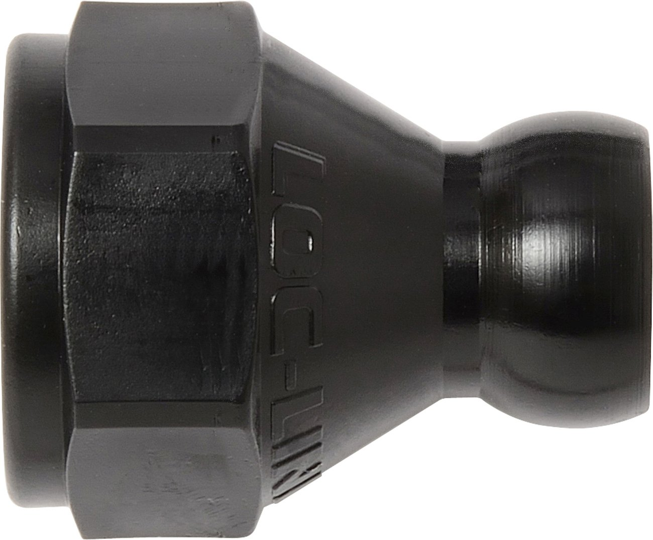 1//2 Hose ID Adapter Gray Acetal Copolymer Loc-Line Coolant Hose Component 1//2-1//4 Diameter Pack of 20