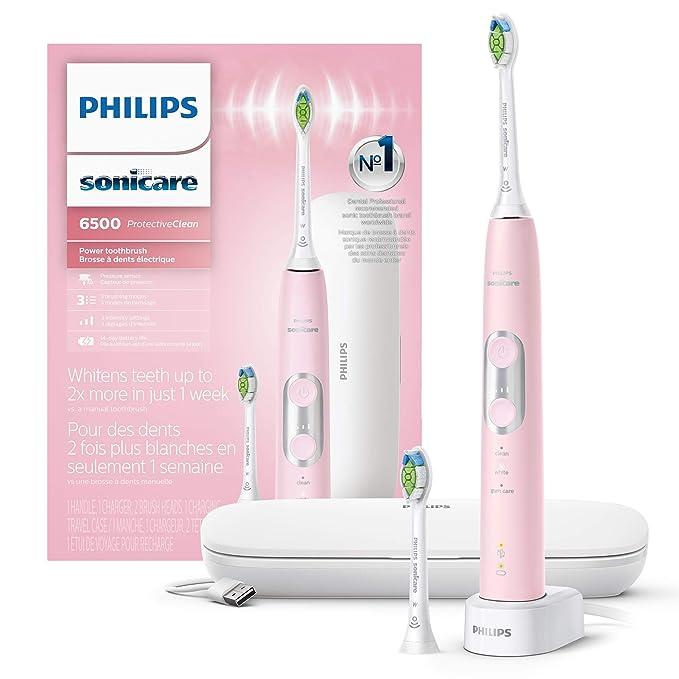 亚马逊今日特价!销量最佳的PHILIPS SONICARE 6500电动牙刷