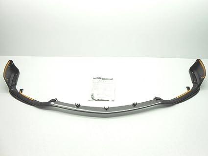 New OEM 2010-2011 Mazda 3 Sedan Hatchback Front Air Dam Graphite Front Lip