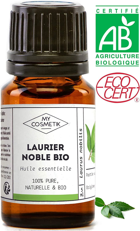 Aceite esencial de Laurel orgánico - MyCosmetik - 5 ml