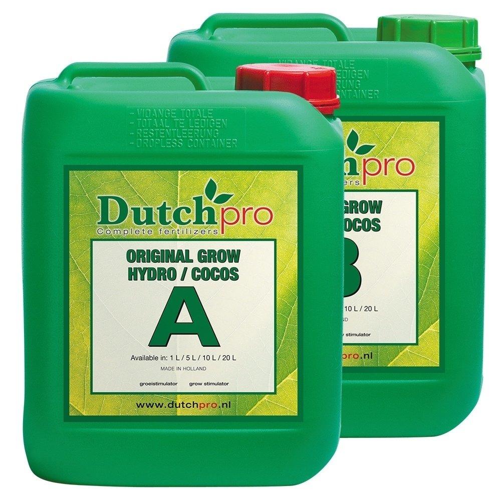 edizione limitata a caldo Olandese Pro originale Grow Hydro Hydro Hydro Coco a & B 5 litri (10 litri)  vanno a ruba