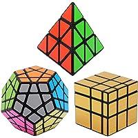 Vdealen Negro Magic Dodecahedron Megaminx + 3x 3x