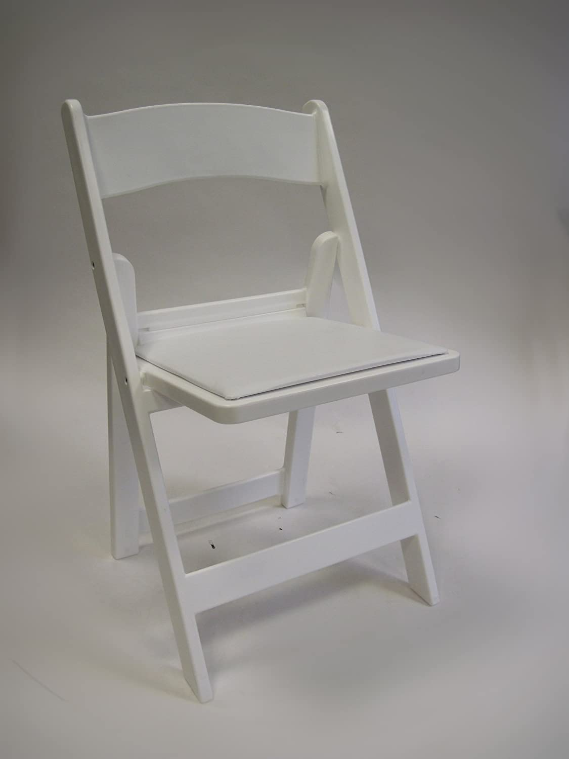 White resin folding chairs - White Resin Folding Chairs 31
