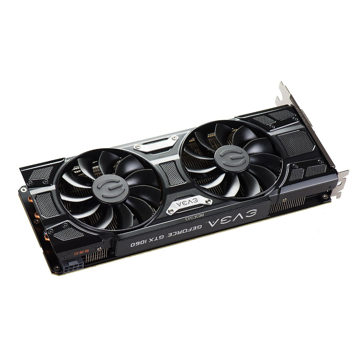 PXOC Grafikkarte  06G-P4-6163-KR DX12 OSD Support ACX 2.0 Single Fan 6GB GDDR5 EVGA GeForce GTX 1060 SC GAMING