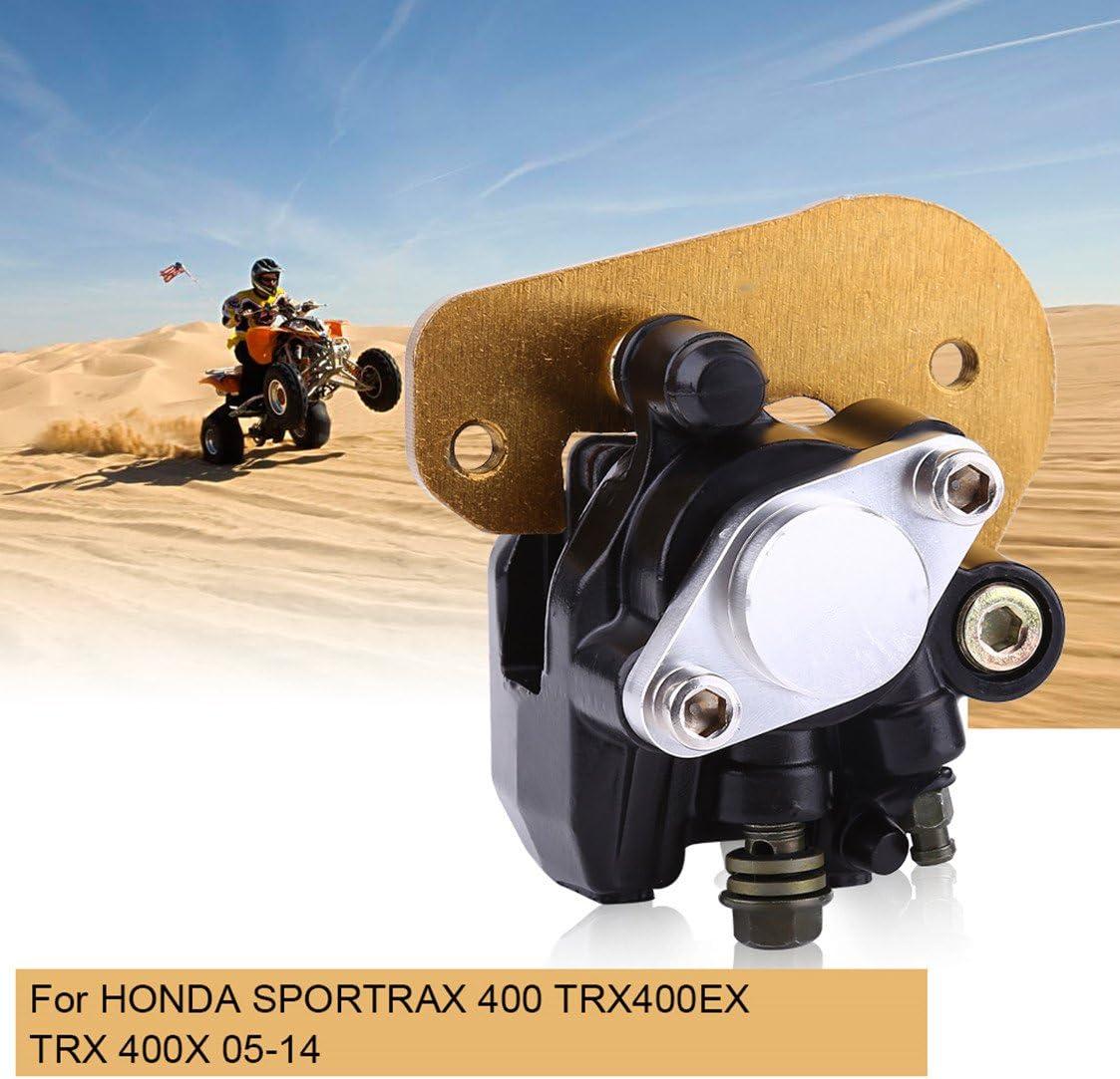 ATV trasera Pinza de freno para Honda Sportrax 400 TRX 400EX ...