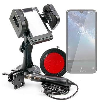 DURAGADGET 3 En 1 Soporte Compatible con Smartphone Nokia 2.2 ...