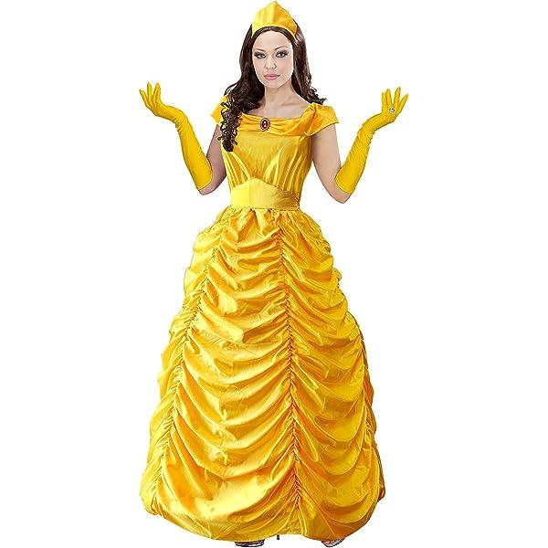roroz Vestidos De Halloween La Bella Y La Bestia Vestido De ...