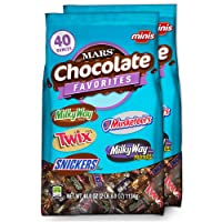 Deals on 2-Pack MARS Chocolate Minis Size Candy Variety Mix 40-Ounce Bag