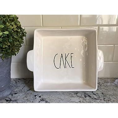 Rae Dunn  Cake  Pan by Magenta