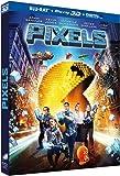 Pixels [Blu-ray 3D + Blu-ray + Digital HD]