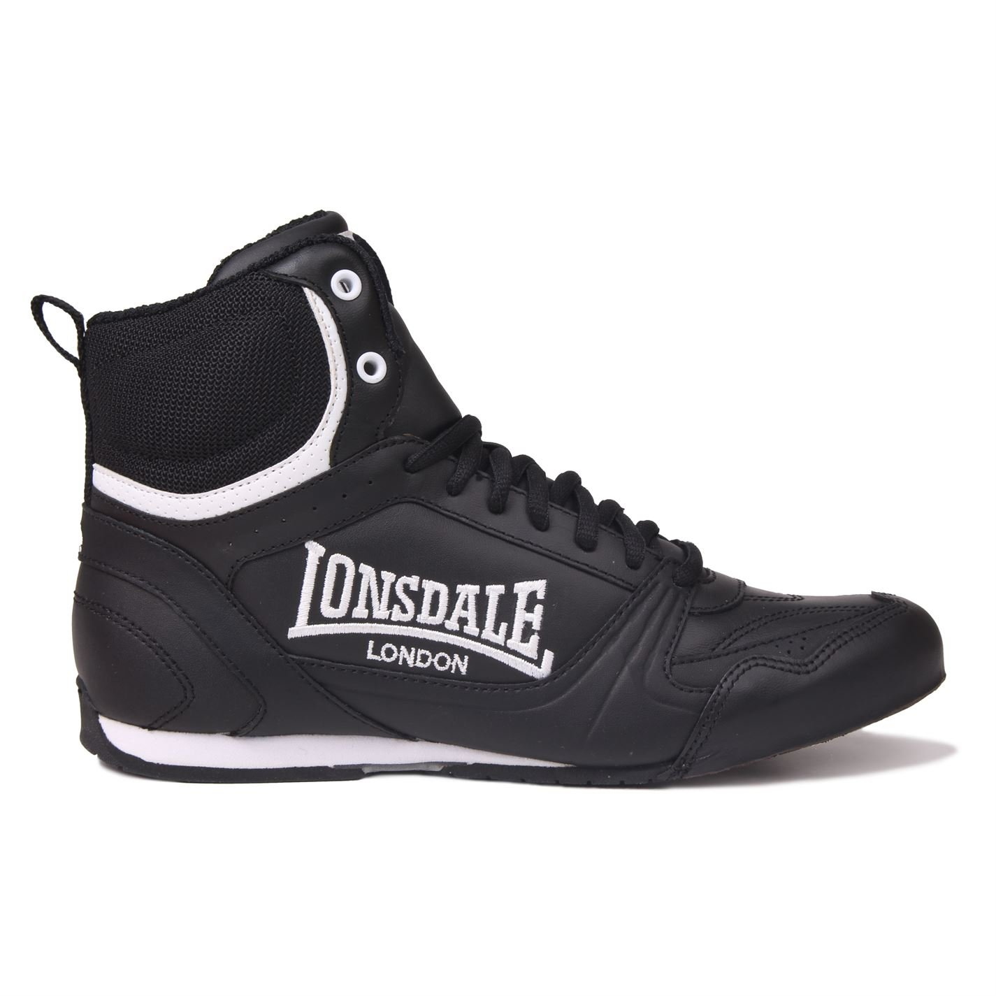 Lonsdale Bout Junior Boys Boxing Boots