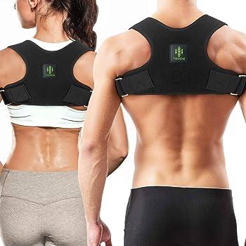 THEONEAB Discreet Back Posture Corrector for Men/Women