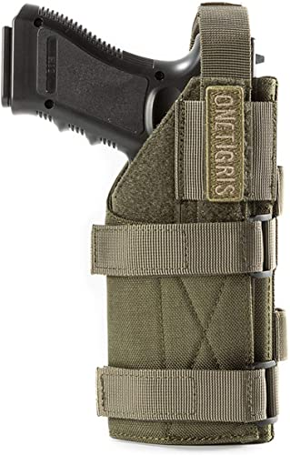 OneTigris Minimalist Pistol Holster for 1911 45 92 96 Glock