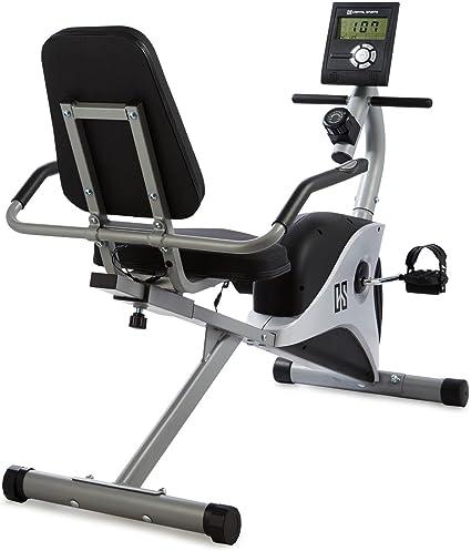Bicicleta ergométrica de CAPITAL SPORTS Swizor X, asiento ...