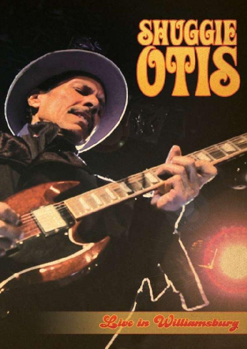 DVD : OTIS, SHUGGIE - Shuggie Otis: Live In Williamsburg (DVD)